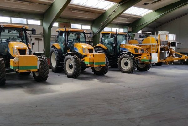 kd services tractoren
